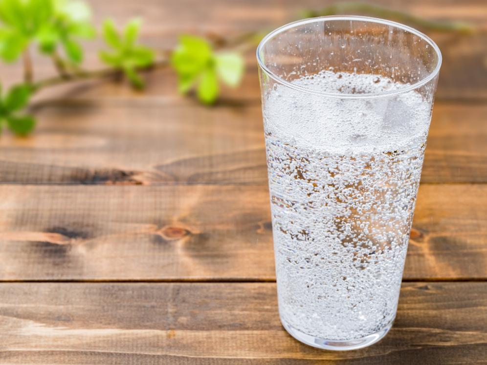 水 断食 炭酸